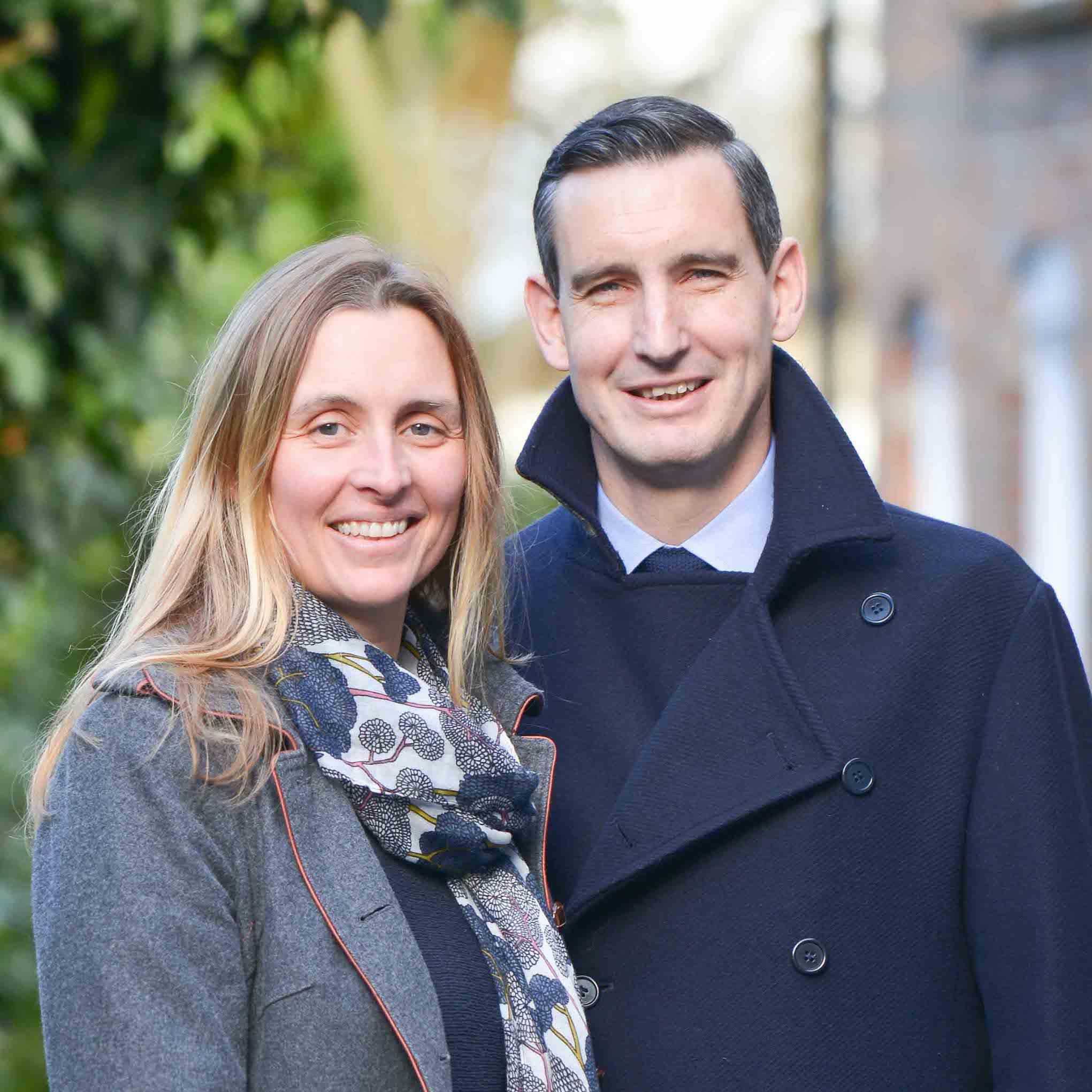 Duncan & Kate Collet-Fenson