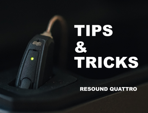 One Week in: Resound Quattro, Tips and Tricks