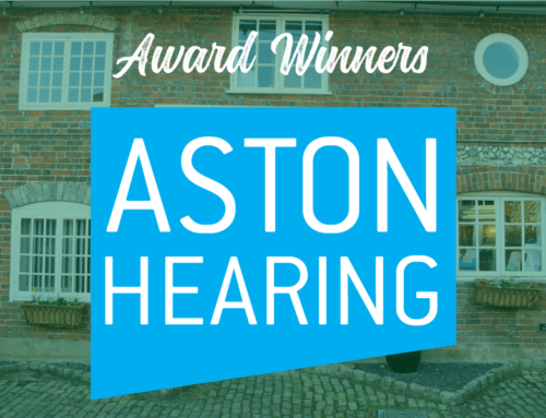 Aston Hearing Wins Awards