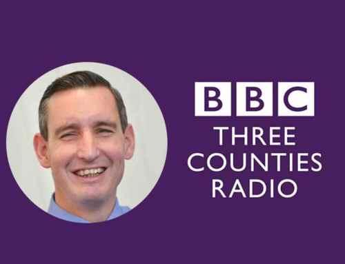 BBC Three Counties Radio 06/02/2019 Nana Akua talks to Duncan Collet-Fenson about Tinnitus