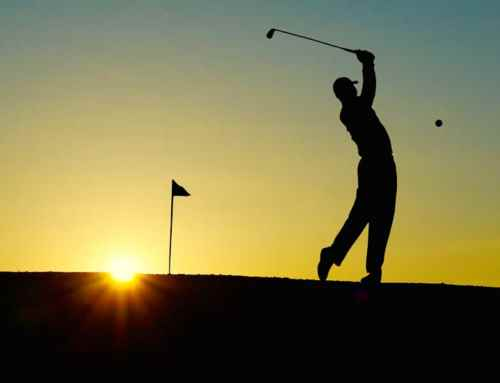 Golf- a sport that can benefit body and mind
