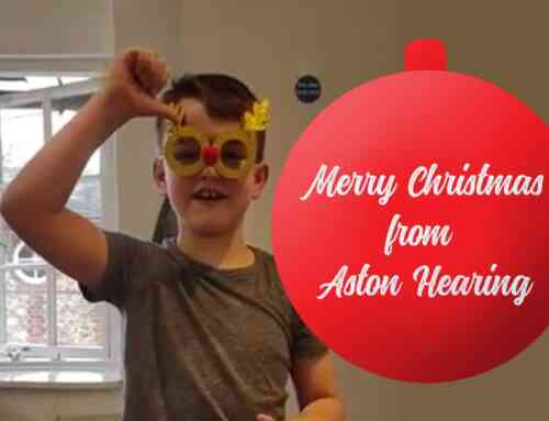 Merry Christmas from Aston Hearing!