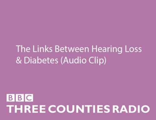 The links between hearing loss and diabetes (Audio Clip)