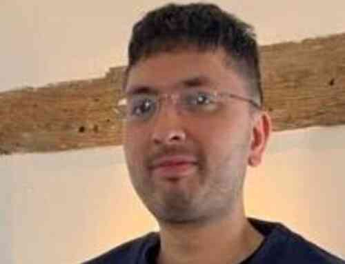 Gursajan Singh (Gus) joins our clinical team in Thame