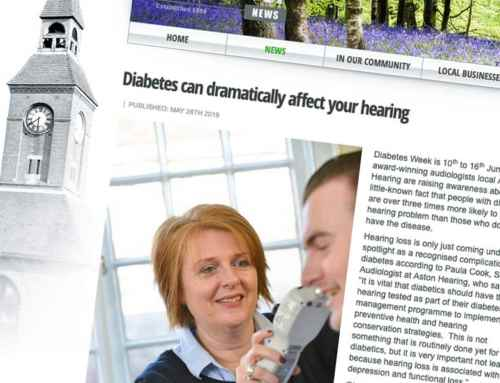 Diabetes can dramatically affect your hearing