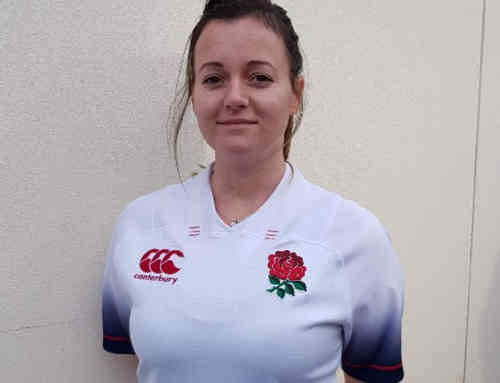 Meet Zoe Aubert – player for England deaf rugby